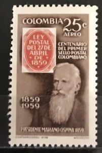 Colombia 1959 #712, MNH, CV $.50