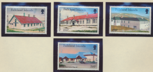 Falkland Islands Stamps Scott #465 To 468, Mint Never Hinged - Free U.S. Ship...