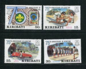 Kiribati #410-3 MNH  - Make Me A Reasonable Offer