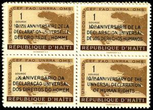 HAITI 442//C138  Mint (ID # 46876)