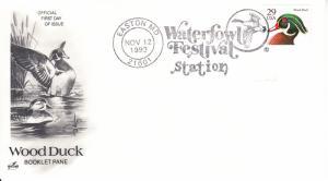 1993 Waterfowl Festival Easton MD  Pictorial Artcraft