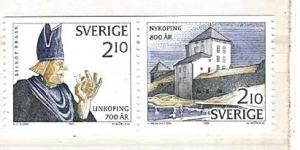 Sweden 1642a (M)