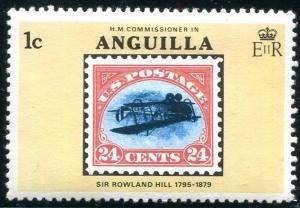 Anguilla Sc#349 MH (Ang)