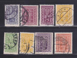 Austria 256-257, 261, 267, 271, 277, 281, 283 U Designs