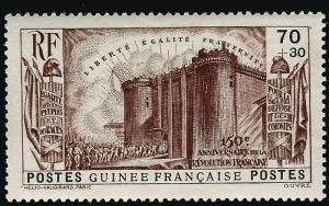 French Guinea French Revolution B4 VF hr $9.50...Make me an Offer!