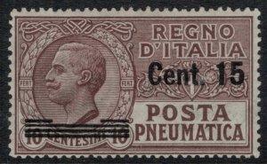 Italy #D9*  CV $4.75