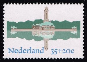 Netherlands #B509 St. Hubertus Hunting Lodge; MNH (0.60)