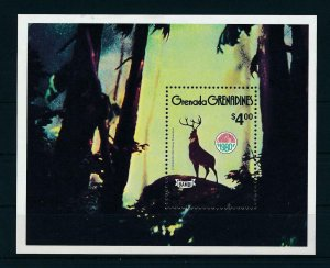[22426] Grenada Grenadines 1980 Disney Movie Bambi MNH