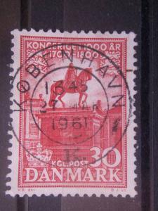 DENMARK, 1978, used 1.20, Scott 612