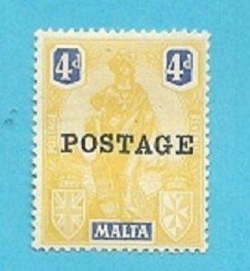Malta | Scott # 123 - MH