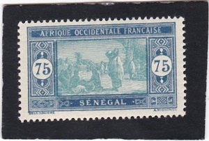 Senegal,  #   109    unused