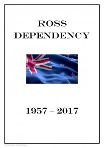 Ross Dependency New Zealand 1957-2017 PDF (DIGITAL)  STAMP ALBUM PAGES