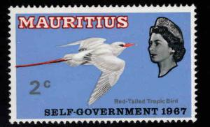 Mauritius Scott 302 MNH** Bird stamp