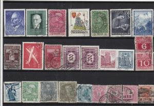 Austria Stamps Ref 14432