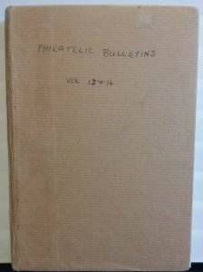 GB British Philatelic Bulletin Volumes 13 & 14 Complete 24 issues