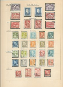 DENMARK 1951/60 M&U Collection(Appx 120) (Ad 337