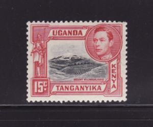 Kenya, Uganda, Tanzania 72b MN Mount Kilimanjaro