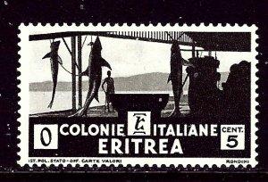 Eritrea 159 MHR 1934 issue    (ap6278)