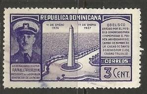 Dominican Republic 324 VFU 1027C-6