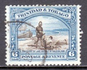 Trinidad and Tobago - Scott #37a - Used - SCV $7.00