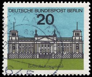 Germany Berlin 1964 Sc 9N213 uvf