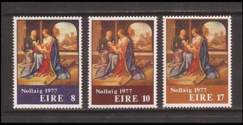 Ireland scott #423-25 m/nh stock #25805