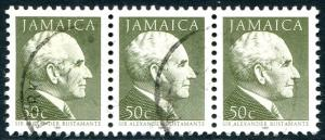 Jamaica Sc#656  PM. Sir Alexander Bustamante  Used (Ja)