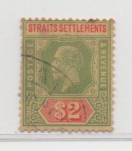 Malaya Straits Settlements - 1921-33 - SG240 - $2 - used #761
