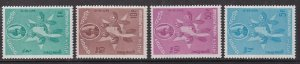 NEPAL ^^^^^^sc# 155-158   mint LH set  $$@c lar 1650nepal