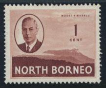 North Borneo  SG 356 SC# 244 MH   see scan