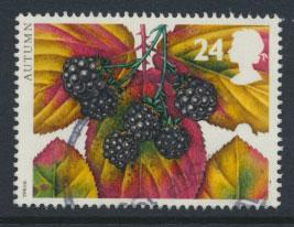 Great Britain SG 1780  Used  - Four Seasons Autumn
