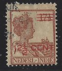 Netherlands Indies #144 Used