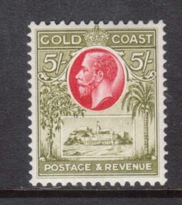Gold Coast #107 VF Mint