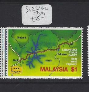 MALAYSIA   (PP0901B)  SG 264-6     MOG