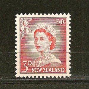 New Zealand 292 Queen Elizabeth II MNH