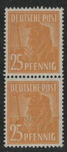 Germany AM Post Scott # 566, mint nh, pair