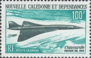 New Caledonia Scott #'s C63 MNH