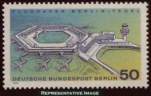 Germany Scott 9N349 Mint never hinged.