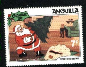 Anguilla #457 Mint NH VF 1981 PD
