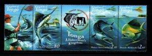 Tonga - Scott # 1053 VF Mint Never Hinged