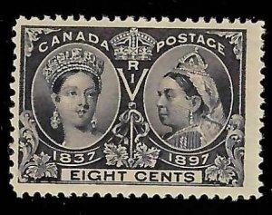 Canada #56 Mint NH Jubilee