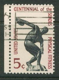 USA   SG  1244 FU   Left Margin