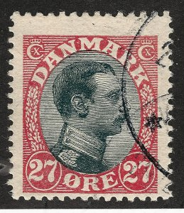 Denmark Nice SC #110  Fine Used SCV$60...Such a Deal!