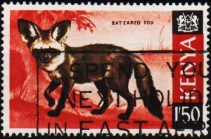 Kenya. 1966 1s50 S.G.31 Fine Used