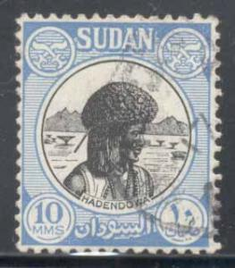 Sudan ~ #103 ~ Hadendowa ~ Used