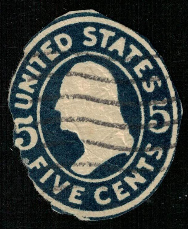 USA, 5 cents (T-7050)