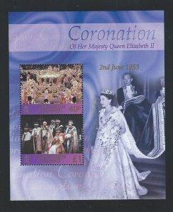 Ascension souvenir sheet MNH SC#  825