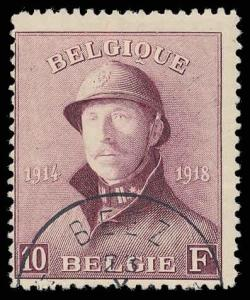 BELGIUM 137  Used (ID # 87851)