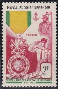 New Caledonia 295 MNH (1952)