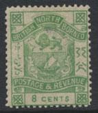 North Borneo  SG 43 MH    please see scans & details